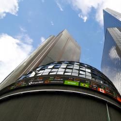 Bolsa Mexicana de Valores cierra jornada con avance de 1.04%
