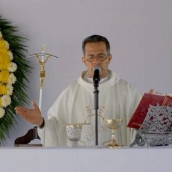 Inician virtualmente las actividades religiosas de Santa Ana, en Boca del Río