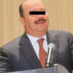 Niegan libertad condicional al exgobernador de Chihuahua, César Duarte