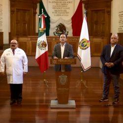 Ordena Cuitláhuac García dispersar 276 millones de pesos a municipios