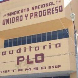 Líder de trabajadores de Tamsa tomó posesión de las instalaciones