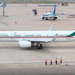 Ya hay posible comprador del avión presidencial: Banobras