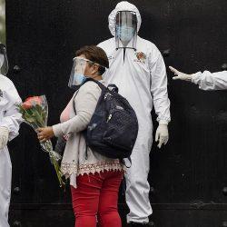 Casi dos mil muertos en Veracruz a causa del Coronavirus