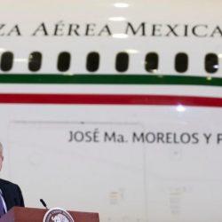 Hay un contrato firmado para la venta del avión presidencial