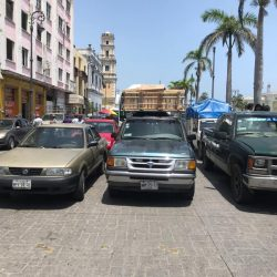 Seguirán los cierres viales los fines de semana en el Puerto de Veracruz