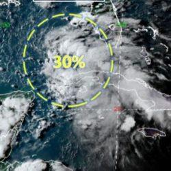 Se forma depresión tropical 7 en el Atlántico