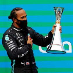 Lewis Hamilton se convierte en líder mundial al ganar el Gran Premio de Hungría