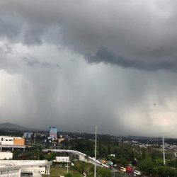 Lluvias en los próximos días en Veracruz