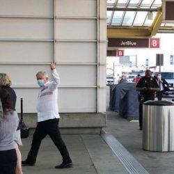 López Obrador vuela de regreso  a México