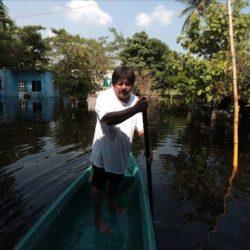 Alerta gobierno de Tabasco por lluvias intensas en siguientes 72 horas