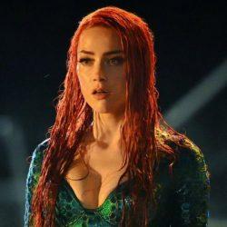 """Amber Heard dice que la petición para que salga de """"Aquaman 2"""" es una campaña pagada"""