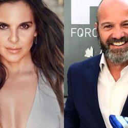 """Kate del Castillo: """"Luis García me golpeaba y estrangulaba"""""""