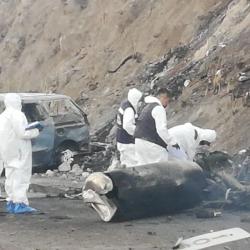 Chófer de la pipa fue responsable del accidente en autopista de Nayarit, determina Fiscalía