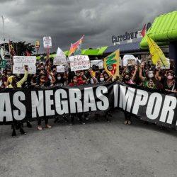 Brasil vive tercera jornada de protestas tras muerte de hombre negro a manos de guardias en supermercado