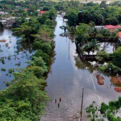 Emergencia en Tabasco por lluvias torrenciales e inundaciones que ya dejan varios muertos