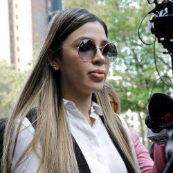 Emma Coronel comparecerá este martes ante un tribunal federal de EE.UU.