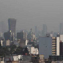 CDMX reducirá 10% emisiones contaminantes para 2024