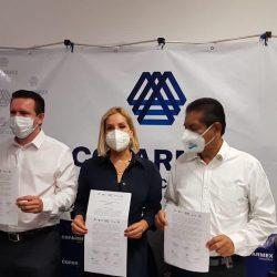 Organismos empresariales de Veracruz firman Compromiso con la Igualdad Laboral