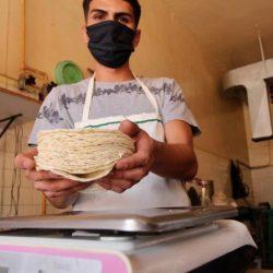 Kilo de tortilla alcanza máximo histórico; se vende hasta en 27 pesos