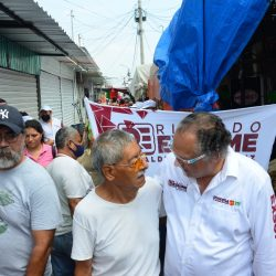Tendré contacto con los gobiernos federal y estatal para resolver los problemas de Veracruz: Exsome