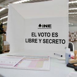 Inicia INE distribución de 102 millones de boletas para el 6 de junio
