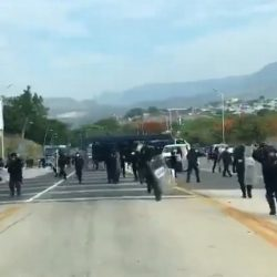 Normalistas denuncian agresiones sexuales de policías en Chiapas
