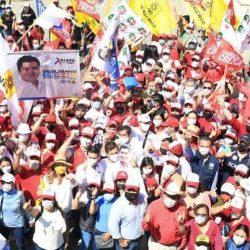 Por eventos masivos, Coatzacoalcos y Xalapa regresan a semáforo naranja: Ssa de Veracruz