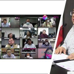 OPLE Veracruz aprueba la Guía Básica para Medios de Comunicación