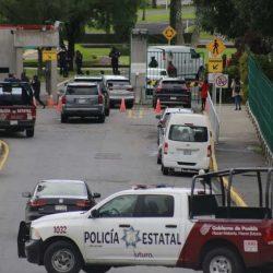 Policía estatal toma instalaciones de la Universidad de las Américas Puebla