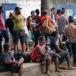 Despliegan brigadas de salud para atender a migrantes en Chiapas